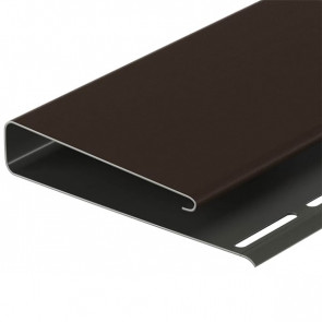 Наличник для винилового сайдинга DOCKE (3600*75) шоколад