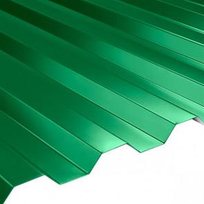 Профнастил НС-21 (1080/1000) 0,45 полиэстер RAL 6029 (мятно-зеленый)