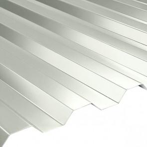 Профнастил НС-21 (1080/1000) 0,45 полиэстер RAL 9002 (серо-белый)