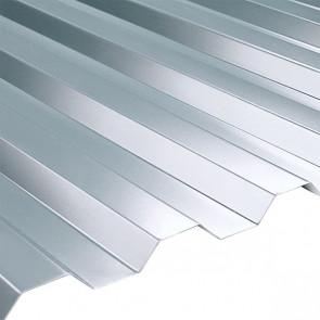 Профнастил НС-21 (1080/1000) 0,5 Zn (оцинкованная сталь)