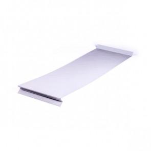 Отлив оконный (20x600x20x20)*1250 ZN (оцинкованная сталь)