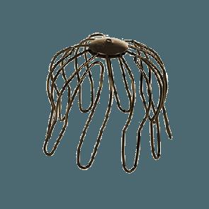 Элемент водостока «паук» D 100 «Престиж», RAL 3011