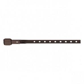 Подвесной кронштейн фасадной лестницы RAL 8017 (шоколадно-коричневый)