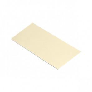 Полоса шовная для металлических фасадных панелей (60 мм) RAL 1015 (слоновая кость светлая)