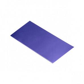 Полоса шовная для металлических фасадных панелей (60 мм) RAL 5002 (ультрамарин)