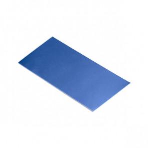 Полоса шовная для металлических фасадных панелей (60 мм) RAL 5005 (сигнальный синий)