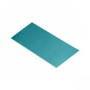 Полоса шовная для металлических фасадных панелей (60 мм) RAL 5021 (водная синь)