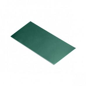 Полоса шовная для металлических фасадных панелей (60 мм) RAL 6005 (зеленый мох)