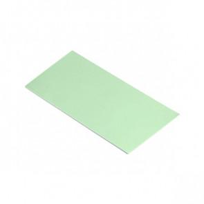 Полоса шовная для металлических фасадных панелей (60 мм) RAL 6019 (бело-зеленый)
