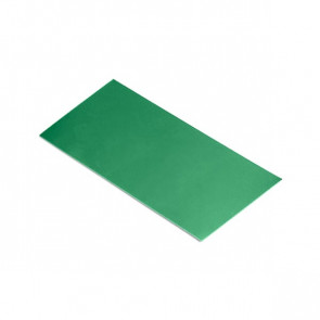 Полоса шовная для металлических фасадных панелей (60 мм) RAL 6029 (мятно-зеленый)