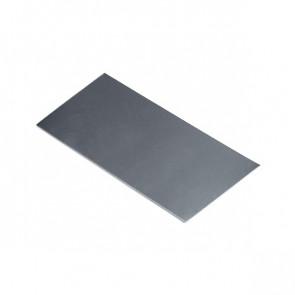 Полоса шовная для металлических фасадных панелей (60 мм) RAL 7024 (графитовый серый)