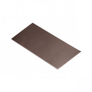 Полоса шовная для металлических фасадных панелей (60 мм) RAL 8017 (шоколадно-коричневый)