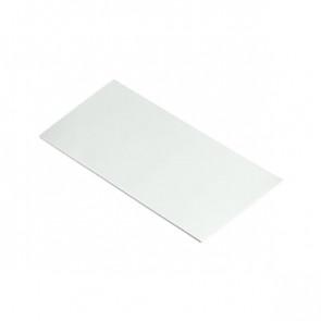 Полоса шовная для металлических фасадных панелей (60 мм) RAL 9003 (сигнальный белый)