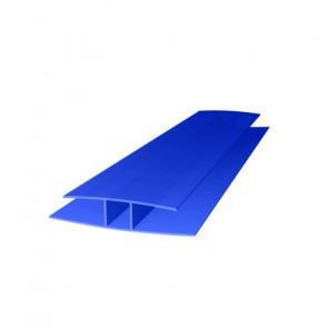 Профиль соединительный HP (6000*8) цвет синий