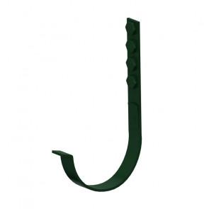 Держатель трубы D 100 (кирпич) «Престиж», RAL 6005 (Водосток)