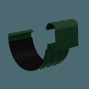 Соединитель желоба D 125 «Престиж», RAL 6005 (Водосток)