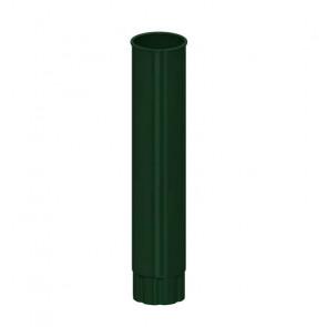 Труба водосточная D 100*2000 «Престиж», RAL 6005 (Водосток)