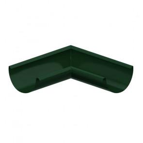 Угол желоба внешний/ внутренний 135º «Престиж», RAL 6005 (Водосток)