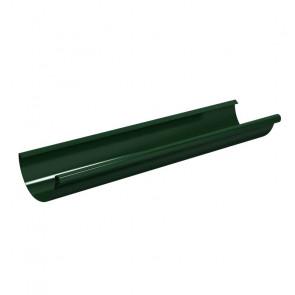 Желоб водосточный D 125*3000 «Престиж», RAL 6005 (Водосток)