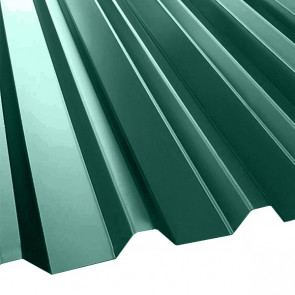 Профнастил С-44 (1047/1000) 0,45 полиэстер RAL 6005 (зеленый мох)