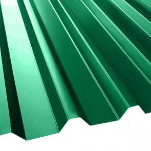 Профнастил С-44 (1047/1000) 0,8 полиэстер RAL 6029 (мятно-зеленый)