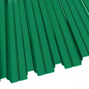 Профнастил Н-75 (800/750) 0,65 полиэстер RAL 6029 (мятно-зеленый)