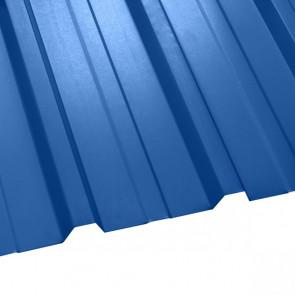 Профнастил НС-35 (1075/1015) 0,45 полиэстер RAL 5005 (сигнальный синий)