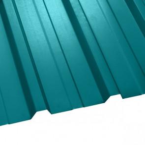 Профнастил НС-35 (1075/1015) 0,5 полиэстер RAL 5021 (водная синь)