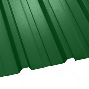 Профнастил НС-35 (1075/1015) 0,5 полиэстер RAL 6002 (лиственно-зеленый)