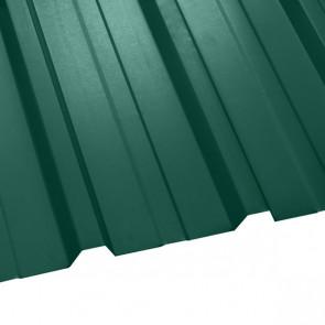 Профнастил НС-35 (1075/1015) 0,55 полиэстер RAL 6005 (зеленый мох)
