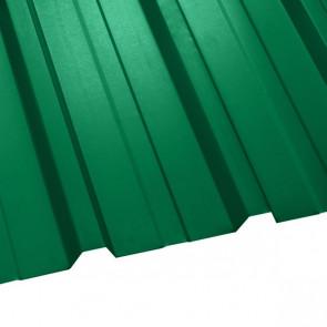 Профнастил НС-35 (1075/1015) 0,45 полиэстер RAL 6029 (мятно-зеленый)