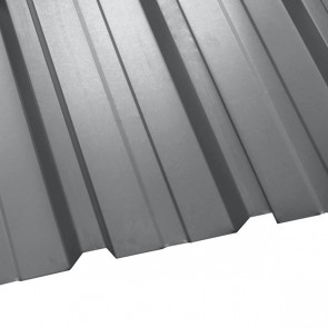 Профнастил НС-35 (1075/1015) 0,45 полиэстер RAL 7004 (сигнальный серый)