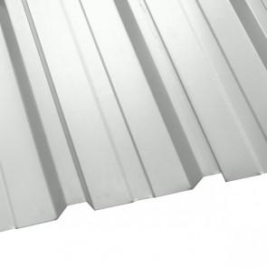 Профнастил НС-35 (1075/1015) 0,45 полиэстер RAL 9003 (сигнальный белый)