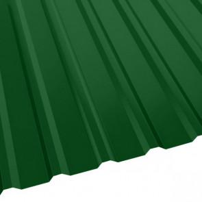 Профнастил R-20 (R) с капельником (1130/1080) 0,4 полиэстер RAL 6002 (лиственно-зеленый)