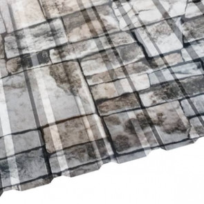 Профнастил R-20 (R) с капельником (1130/1080) 0,45 SteelArt кварцевый сланец 3D (Профнастил)