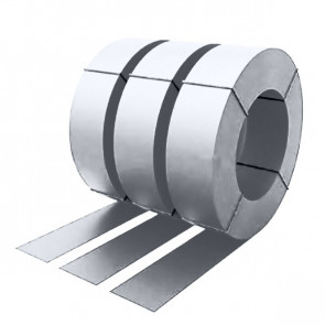 Штрипс 0,4 ZN (оцинкованная сталь)