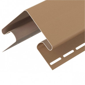 Угол внешний для винилового сайдинга DOCKE (3000) капучино