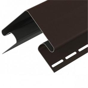 Угол внешний для винилового сайдинга DOCKE (3000) шоколад