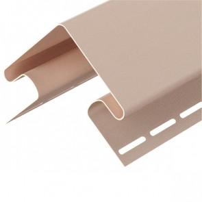 Угол внешний для винилового сайдинга DOCKE (3000) крем-брюле
