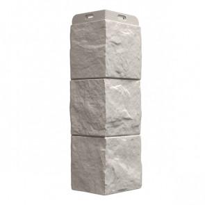 Угол фасадный внешний DOCKE-R FELS (425) АРКТИК