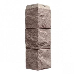 Угол фасадный внешний DOCKE-R FELS (425) ПЕРЛАМУТРОВЫЙ