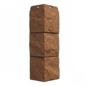 Угол фасадный внешний DOCKE-R FELS (425) ТЕРРАКОТОВЫЙ