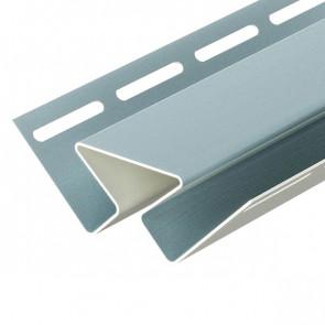 Угол внутренний для винилового сайдинга DOCKE (3000) голубика