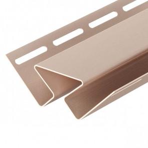 Угол внутренний для винилового сайдинга DOCKE (3000) крем-брюле