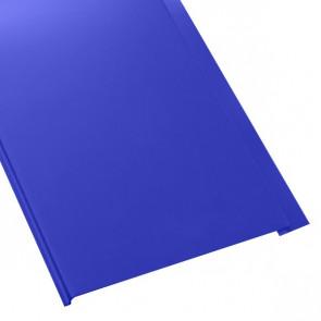Металлосайдинг Универсальный (вертикальный) в пленке (275/245) полиэстер 0,55 RAL 5002