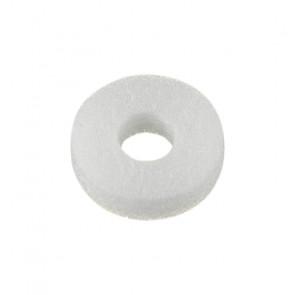 Уплотнительное кольцо к термошайбе цвет белый (Поликарбонат)