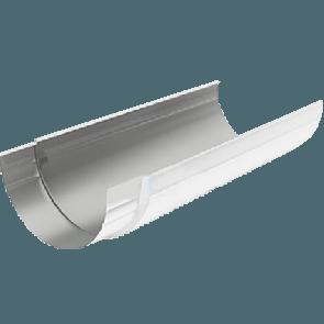 Желоб водосточный D 125*3000 «Вегасток», ZN